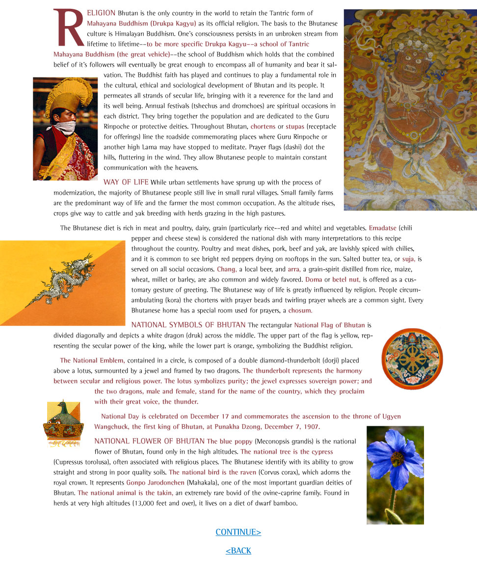 Kingdom Of Bhutan The Buddhist Himalaya Kingdom Buddhism